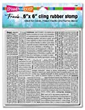 Stampendous Cling Stamps-Inspiring Texts
