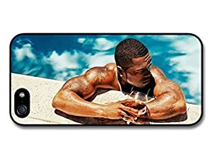 AMAF ? Accessories 50 Cent in the Swimming Pool with Whiskey case for iPhone 5 5S