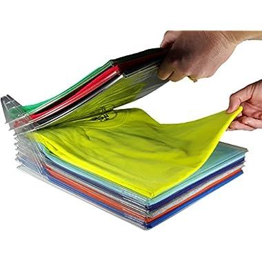 EZSTAX Clothing Organization System, Regular Size, 20 Pack