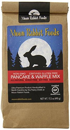 Moon Rabbit Gluten Pancake 17 2 Ounce