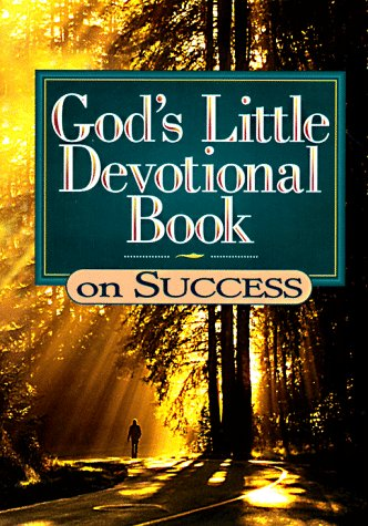 God's Little Devotional Book on Success (God's Little Devotional Books)