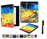 J Designer Smart Flip case cover for Amazon Kindle Oasis E-reader (Design High Sky)