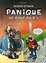 Georges et Louis, Tome 6 : Panique au bout du fil par Goossens