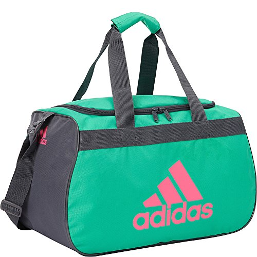 adidas Diablo Small Duffel Limited Edition Colors- Exclusive (Bright Green /
