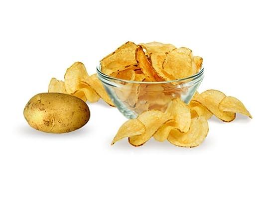 Adyar Ananda bhavan patatas chips/patatas fritas Sal: Amazon ...