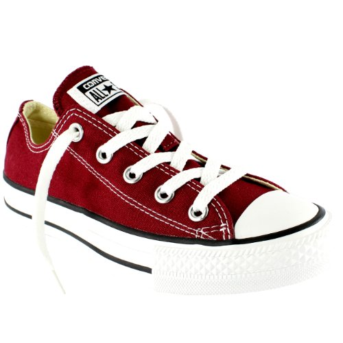 38 Star Bordeaux Adulte All Taylor Eu Converse Chuck Ox Season Baskets qRzTzgpxw