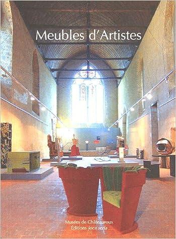 Livres Meubles d'Artistes pdf