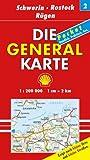Die Generalkarten Deutschland Pocket, 20 Bl., Bl.2