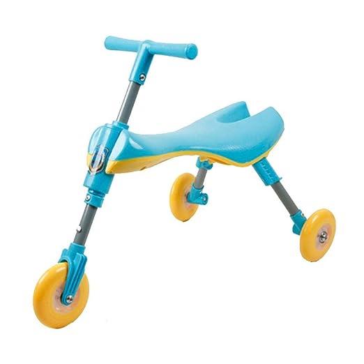 Never-hu - Caminador del Triciclo Plegable de los Productos del ...
