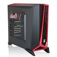 Vision Computers Custom Gaming PC - Liquid cooled AMD Ryzen 7 1800X 3.6GHz, 32GB DDR4 RAM, Nvidia GTX 1080, 500GB M.2 SSD + 4TB Hard Drive, Windows 10 64bit