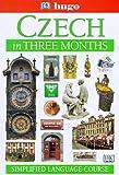 Czech in Three Months, Elisabeth Billington and Dorling Kindersley Publishing Staff, 078944433X