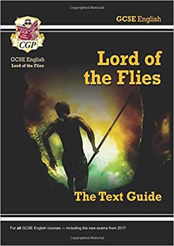 Book Grade 9-1 GCSE English Text Guide - Lord of the Flies