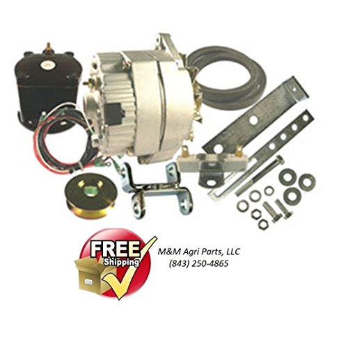 Alternator Conversion Bracket kit 6V to 12V Ford 8N 9N 2N Tractor AKT0001 from Unknown