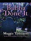 Bubba Done It (A Dreamwalker Mystery Book 2)