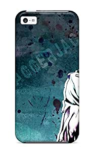Best 2339375K20680509 ipod touch5 Case, Premium Protective Case With Awesome Look - Bleach