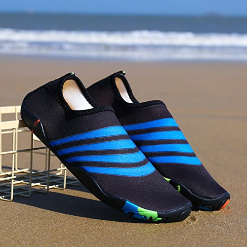 Outdoors Diving Water Shoes Beach Wading Beach Plus Shoe Size Shoes Men Aqua for Summer Women Shoes Fishing Swimming P1wExf7rPq
