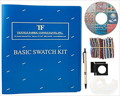 Swatch Kit for Textiles: Sara J Kadolph, Sara B Marcketti