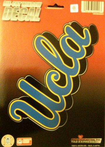 NCAA UCLA Bruins Die Cut Vinyl Decal