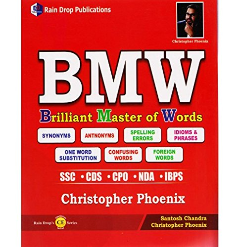 Buy BMW Brilliant Master of Words Synonyms | Antonyms