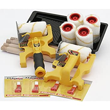 Image of Home Improvements Accubrush MX XT Complete Paint Edging Kit