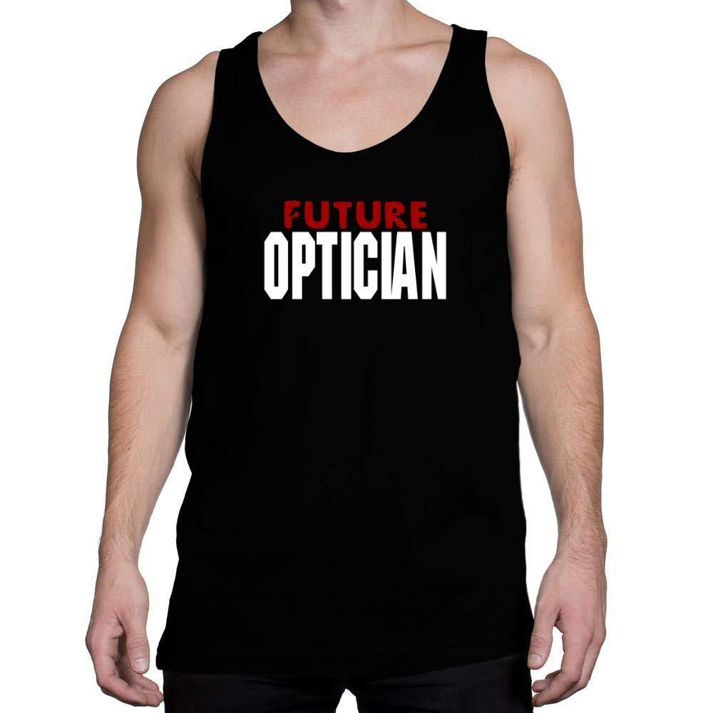 Idakoos Future Optician Tank Top