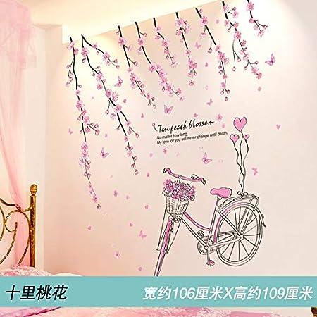 XsBZ Pink ins Girl Heart habitación habitación Wallpaper ...