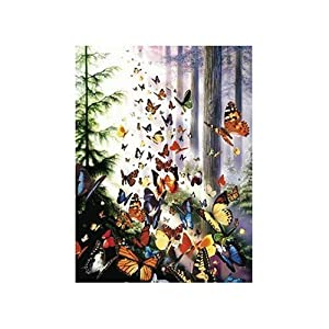 Butterfly Woods 1000 Pcs By Sunsout