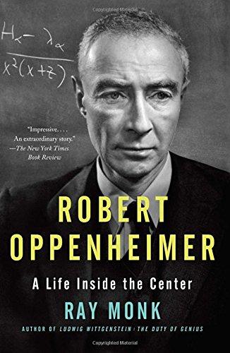 Robert Oppenheimer  A Life Inside The Center