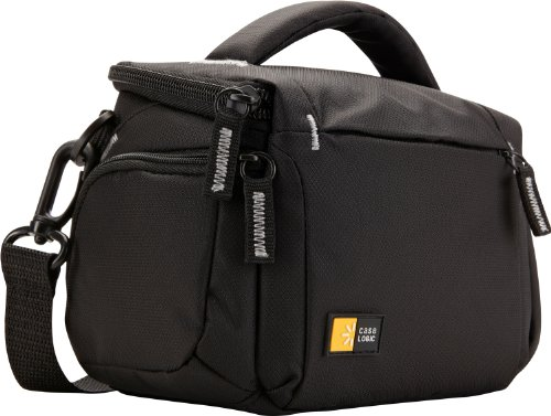 Video Camera Bag (Case Logic TBC-405 Compact System/Hybrid/Camcorder Kit Bag (Black))