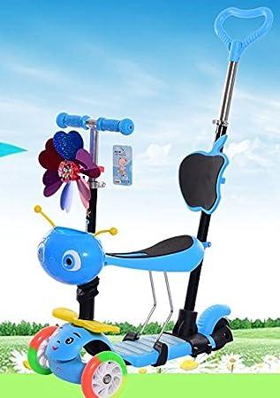 Niños Swing Tri Slider Motion 4 cilindro de con dos bases ...