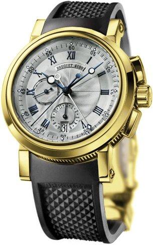 breguet-marine-mens-black-rubber-strap-yellow-gold-automatic-chronograph-swiss-made-watch-5827ba-12-