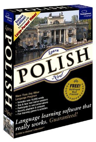 Transparent Language Learn Polish Now product image