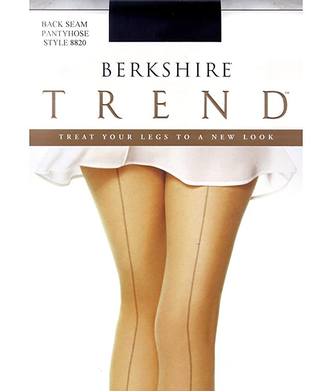1920s Stockings, Tights, Nylons History  Back Seam Pantyhose - Non Control Top Invisible Toe $9.86 AT vintagedancer.com