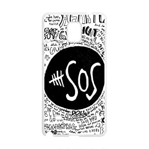 SOS Hot Seller Stylish Hard Case For Samsung Galaxy Note4
