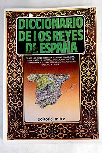 Diccionario de los Reyes de España: Amazon.es: Espinet, Alfonso, González Cremona,: Libros