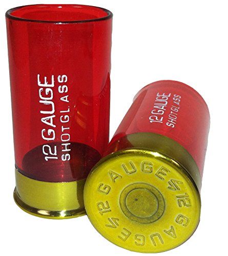 Field Champ 12 Gauge Shot Glass made our list of Unique Camping Gifts For Men