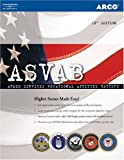 Asvab, Arco Editorial Staff, 0768915252