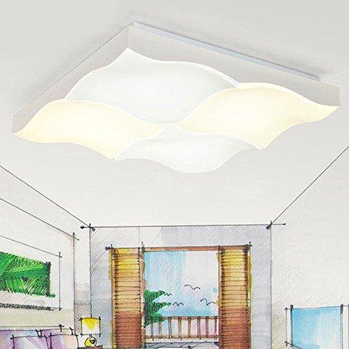 Deckenleuchten Hängeleuchten//Deckenleuchte/ Unterputz? Modern/Contemporary / Traditionelle/Classic LED Deckenleuchte Anhänger bündig Lampe für Flur/Treppenhaus Schlafzimmer / Wohnzimmer / Esszimmer / Studie,500mm-Studie