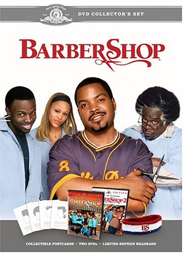Ice Cube - Barbershop DVD Collector's Set