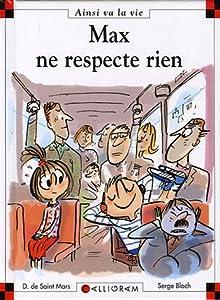 "Afficher ""Max et Lili n° 77<br /> Max ne respecte rien"""