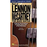 Best of Lennon & McCartney for Bass Guitar: A Step-by-Step Breakdown of the Bass Guitar Style of Paul McCartney
