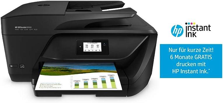 Hp Officejet 6950 Multifunktionsdrucker Inklusive 6 Computer Zubehör