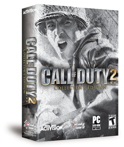 Call of Duty 2: Collector's Edition - Buy Online in Oman