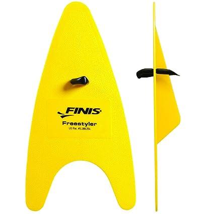 Amazon.com: Palas de natación FINIS Freestyler ...