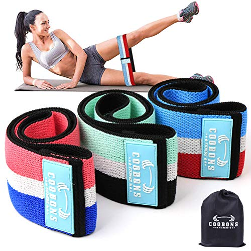 COOBONS Resistance Bands for...
