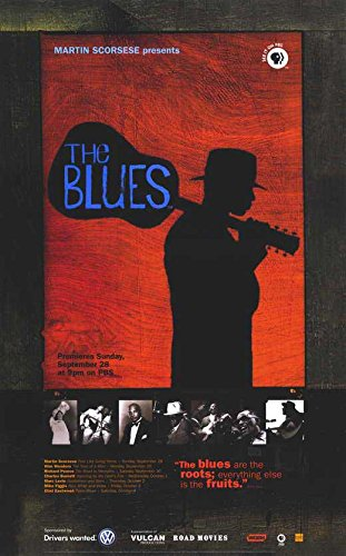 "Blues, The (mini-series) POSTER (11"" x 17"")"