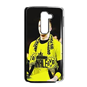 LG G2 Phone Case for Classic theme BVB 09 Marco Reus pattern design GQCTMRS759430