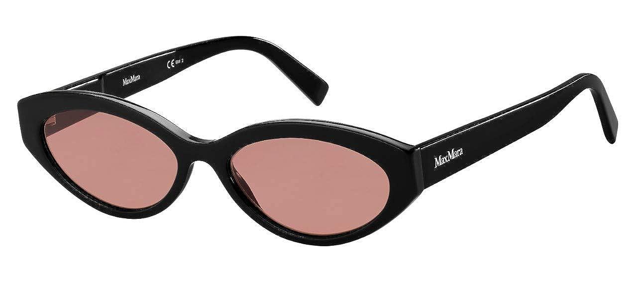 Max Mara Mm Slim I Gafas de Sol, Multicolor (Black), 55 para ...