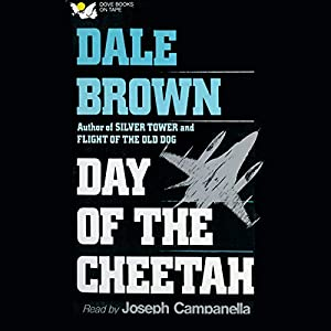 Day of the Cheetah Audiobook