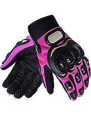 NGHSDO Motorhandschoenen Motorhandschoenen Motocross Ademend Racing Handschoenen Motorbike Fiets Fietsen Rijhandschoen Voor Mannen Vrouwen Motorbike Handschoenen